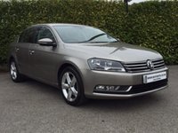 2012 VOLKSWAGEN PASSAT 2.0 SE TDI BLUEMOTION TECHNOLOGY 4d 140 BHP £7999.00