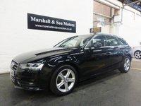 2012 AUDI A4 AVANT 2.0 AVANT TDI SE 5d AUTO 141 BHP £8799.00