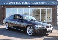 2011 BMW 3 SERIES 2.0 318I M SPORT 2d 141 BHP £12995.00