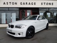 2013 BMW 1 SERIES 2.0 118D EXCLUSIVE EDITION 2d * LEATHER * �30 TAX * £12750.00