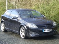 2008 VAUXHALL ASTRA 1.9 SRI PLUS CDTI 3d 150 BHP £SOLD