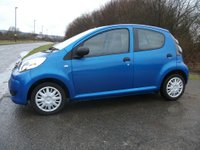 USED 2011 11 CITROEN C1 1.0 VT 5d 69 BHP   ** OPEN 7 DAYS **LOW MILEAGE**