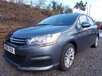 2011 CITROEN C4 1.6 VTR HDI 5d 91 BHP £4795.00