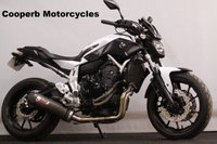 2014 YAMAHA MT-07 ABS  £3499.00