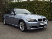 2010 BMW 3 SERIES 2.0 320D SE BUSINESS EDITION TOURING 5d AUTO 180 BHP £11985.00