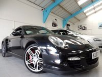 USED 2007 07 PORSCHE 911 3.6 TURBO TIPTRONIC S 2d AUTO 474 BHP FLAWLESS SERVICE HISTORY