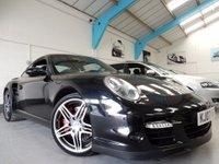 2007 PORSCHE 911 3.6 TURBO TIPTRONIC S 2d AUTO 474 BHP £SOLD