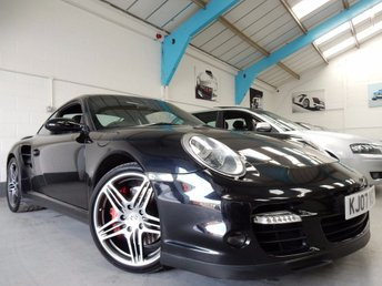 2007 PORSCHE 911 3.6 TURBO TIPTRONIC S 2d AUTO 474 BHP £SOLD