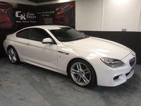 2014 BMW 6 SERIES 3.0 640D M SPORT 2d AUTO 309 BHP £37500.00