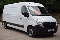 USED 2011 11 VAUXHALL MOVANO 2.3 F3500 L3H2 CDTI 5d 124 BHP RAC APPROVED DEALER