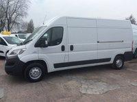 2014 FIAT DUCATO 2.3 35 H/R P/V MULTIJET 5d 130 BHP 6 SPEED 1 OWNER FSH £12495.00