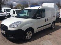 2013 FIAT DOBLO 1.3 16V MULTIJET SWB 5d 90 BHP 1 OWNER FSH £5395.00
