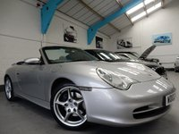 USED 2002 02 PORSCHE 911 3.6 CARRERA 2 2d 316 BHP FLAWLESS EXAMPLE