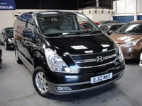 USED 2012 12 HYUNDAI I800 2.5 STYLE CRDI 5d 134 BHP FREE WARRANTY WITH THIS CAR+NEW MOT