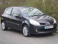 2009 RENAULT CLIO 1.5 DYNAMIQUE DCI 3d 86 BHP £2995.00
