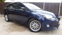 USED 2013 13 FORD FOCUS 1.6 ZETEC ECONETIC TDCI 6 month warranty, FSH