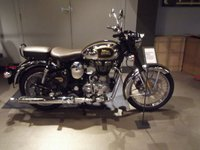 2016 ROYAL ENFIELD CLASSIC CHROME 500