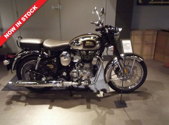 View our ROYAL ENFIELD CLASSIC CHROME 500