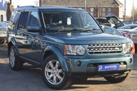 2010 LAND ROVER DISCOVERY 3.0 4 TDV6 XS 5d AUTO 245 BHP £18920.00