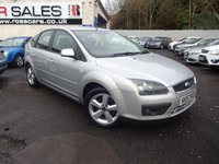 USED 2008 57 FORD FOCUS 1.6 ZETEC CLIMATE 5d 100 BHP NATIONALLY PRICE CHECKED DAILY