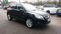 USED 2009 09 VOLKSWAGEN TIGUAN 2.0 SPORT TDI 5d AUTO 138 BHP RARE AUTO, CAMBELT AND WATER PUMP DONE
