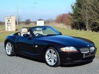 2005 BMW Z4 3.0 Z4 SE ROADSTER 2d 228 BHP £7990.00