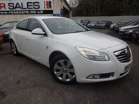 USED 2013 63 VAUXHALL INSIGNIA 2.0 TECH LINE CDTI ECOFLEX S/S 5d 157 BHP NATIONALLY PRICE CHECKED DAILY