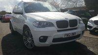 2012 BMW X5 3.0 XDRIVE30D M SPORT 5d AUTO 241 BHP £26990.00