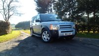 2007 LAND ROVER DISCOVERY 2.7 3 TDV6 SE 5d AUTO 188 BHP £11490.00