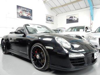 2011 PORSCHE 911 3.8 CARRERA GTS 2d 408 BHP £64990.00