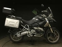 2009 BMW R1200GS 09, 17K, FULL LUGGAGE. VERY TIDY. RECENT MAJOR SERVICE £6950.00