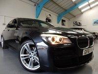 2011 BMW 7 SERIES 3.0 740D M SPORT 4d AUTO 302 BHP £SOLD