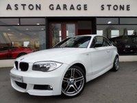 2012 BMW 1 SERIES 2.0 118D SPORT PLUS EDITION 2d ** LEATHER ** £14250.00