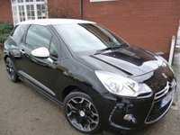 USED 2014 63 CITROEN DS3 1.6 E-HDI DSTYLE AIRDREAM PLUS 3d 90 BHP
