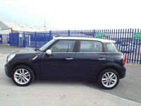 USED 2012 62 MINI COUNTRYMAN 2.0 COOPER SD 5d 141 BHP COOPER S FULL SEVICE HISTORY