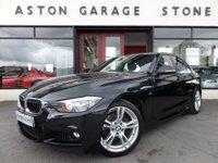 2013 BMW 3 SERIES 2.0 320D M SPORT 4d AUTO 181 BHP *SAT NAV* £18295.00