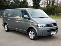 2015 VOLKSWAGEN TRANSPORTER T30 2.0TDI 140PS LWB HIGHLINE £17995.00