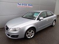 2010 SEAT EXEO 2.0 S CR TDI 4d 141 BHP £5995.00