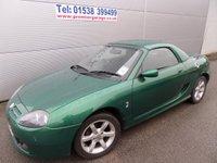 2003 MG TF 1.8 135 2d 135 BHP £2695.00