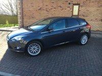 2014 FORD FOCUS 1.6 ZETEC 5d 104 BHP £SOLD