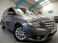 2013 MERCEDES-BENZ B CLASS 1.8 B180 CDI BLUEEFFICIENCY SE 5d AUTO 109 BHP £14490.00