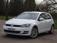 2014 VOLKSWAGEN GOLF 2.0 GT TDI BLUEMOTION TECHNOLOGY DSG 5d AUTO 148 BHP £14475.00