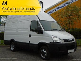 2010 IVECO-FORD DAILY