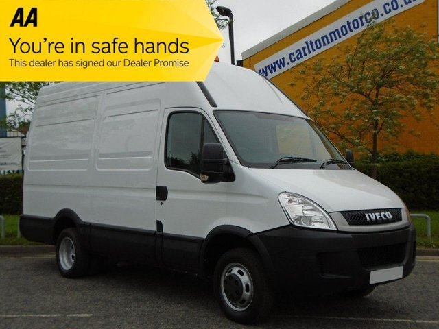 2010 10 IVECO-FORD DAILY 50C15 3.0 146 - Mobile Jetting Unit - Free UK Delivery DRW