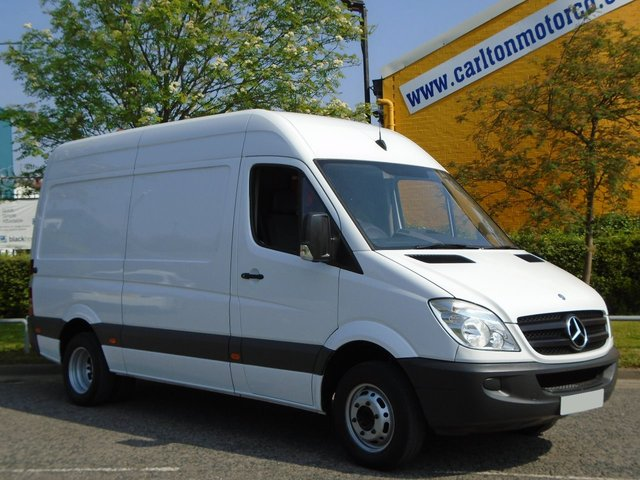 2009 58 MERCEDES-BENZ SPRINTER 515 CDI Mwb [ Mobile Jetting Unit ] Low Miles FSH FreeUK Delivery