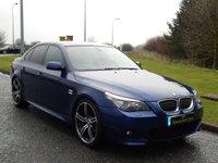 2008 BMW 5 SERIES 3.0 525D M SPORT 4d AUTO 195 BHP £10990.00