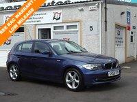 2009 BMW 1 SERIES 2.0 116D SPORT 5d 114 BHP £8800.00