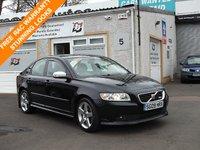 2009 VOLVO S40 1.6 SPORT 4d 100 BHP £5000.00