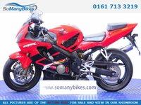 2002 HONDA CBR CBR 600 FS  £2994.00
