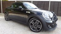 USED 2012 62 MINI COUPE 2.0 COOPER SD DIESEL Stunning Example, Great Spec